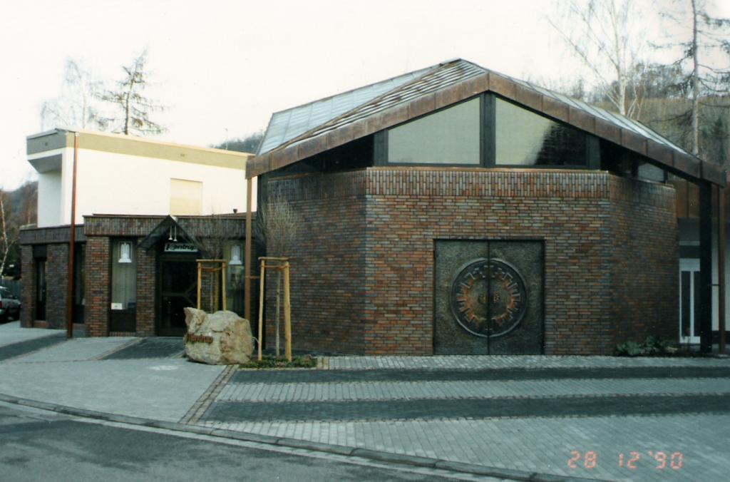 Industriebau sanierung architekturb ro dipl ing heinrich drouv - Architekt bauernhaus ...